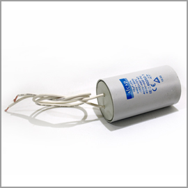 Capacitor 440V 16uF with Leads