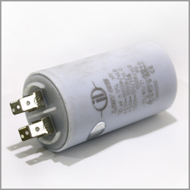 Capacitor 440V 18uF Lead or Term.