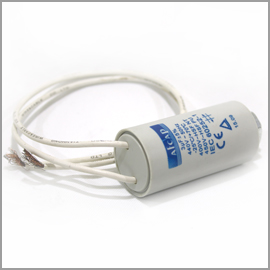 Capacitor 440V  3uF with Leads