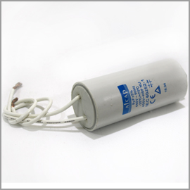 Capacitor 440V  8uF with Leads