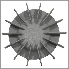 Cast Aluminium Fan (GSI)