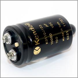 Capacitor 10000uF 100V DC