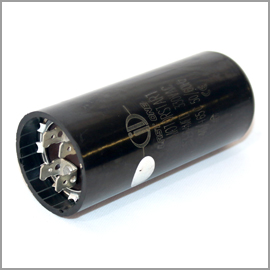 Start Capacitor 275V 100-125uF Terminals