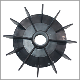 Calpeda Plastic Fan  90 155x25.5mm