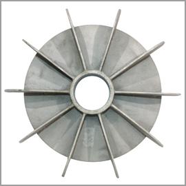 GEC Aluminium Fan C200