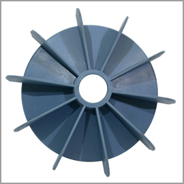 GEC Fan D/DZ132 38x241mm Old Type