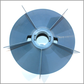 GEC Fan 180 2P 180x49x67mm