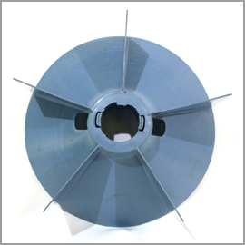 GEC Fan 180 4-8P 280x49x100mm