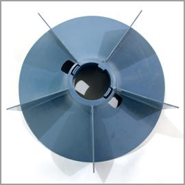 GEC Fan 200&225 2P 224x59x80