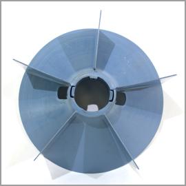 GEC Fan 200 4P 250x59x85
