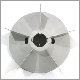 GEC Fan 225 6/8P 315x59x115mm