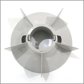 GEC Fan 250/280 2P 224x74x84mm