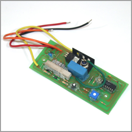 Electronic Voltage Regulator Type JS0