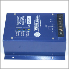 Electronic Voltage Regulator Type JS1/T10