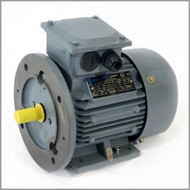 Motor   .55kW 4P 380V B35 (80 19mm)