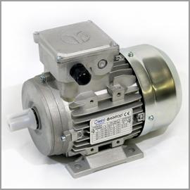 Motor Aluminium  .75kW 4P 380V (80) B35