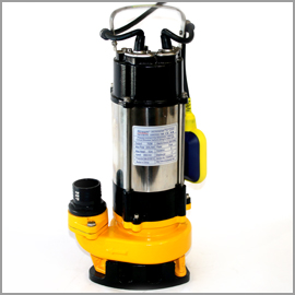 0.75kW 230V V750F Submersible Pump