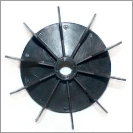 Nowax Plastic Fan MEC63 11.8x110mm with