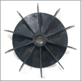 Nowax Plastic Fan MEC71 15x129mm with Cl