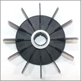 Nowax Plastic Fan MEC90 23.3x160mm with