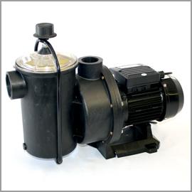 New Pool Pump .75kW Quality 71F (Black)