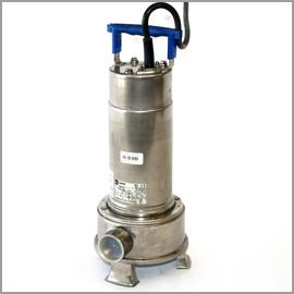 New Pump Subm. 0.75kW 380V Ebara Right 100T