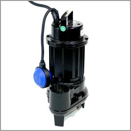 New Pump Subm. Zenit Draga  75/2M .55kW 220V