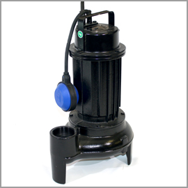 New Pump Subm. Zenit Draga 100/2M .88kW 220V