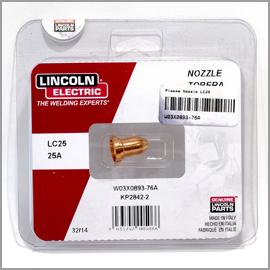 Lincoln Plasma Nozzle LC25