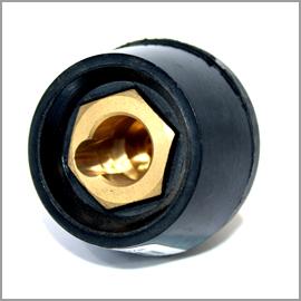 Weld Socket 35/50 300A Complete 35mm