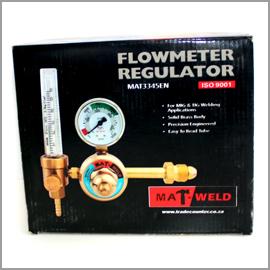 Welding Gas Flowmeter Argon/CO2