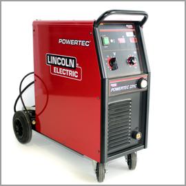 Lincoln Powertec 231C 230V