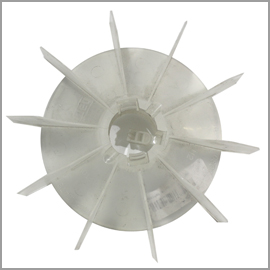 WEG Plastic Fan 112 2-Pole 28x150mm