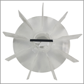 WEG Plastic Fan 160 4-Pole