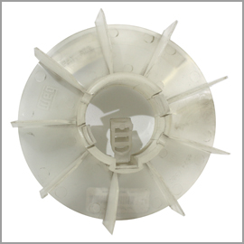 WEG Plastic Fan 180 2-Pole
